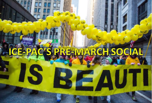 ICE-PAC's Pre-March Lunch Social