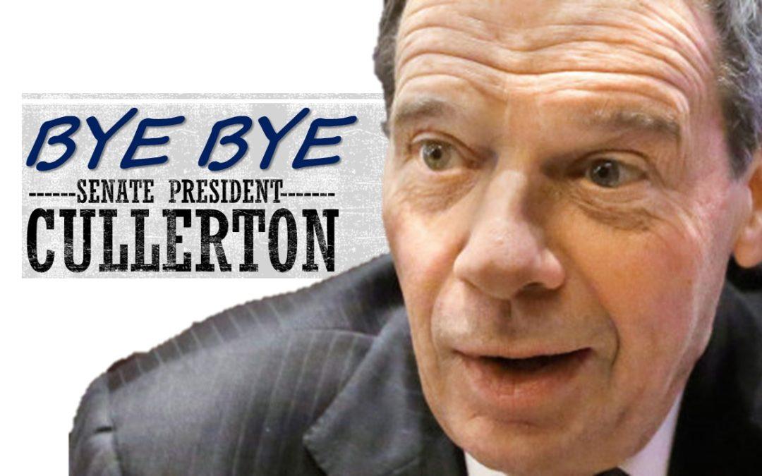 BYE BYE CULLERTON